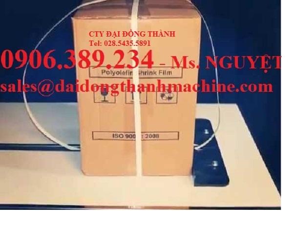 Thanh lý máy đai niềng thùng giá rẻ tại Long An