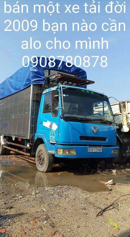 Bán xe tải 5 tấn