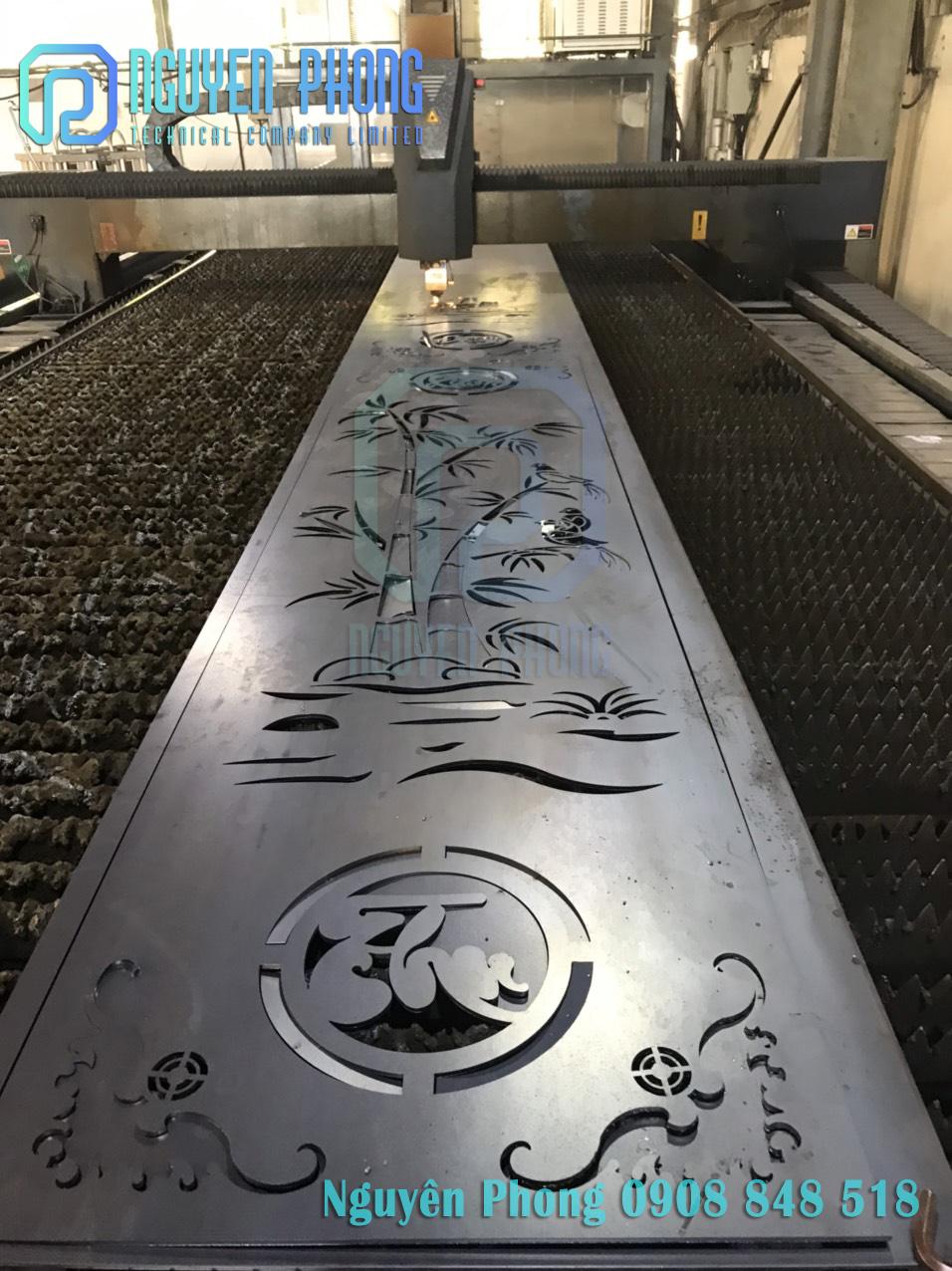 Gia công cắt CNC trọn gói trên kim loại giá tốt HCM, Bình Dương, Bình Phước