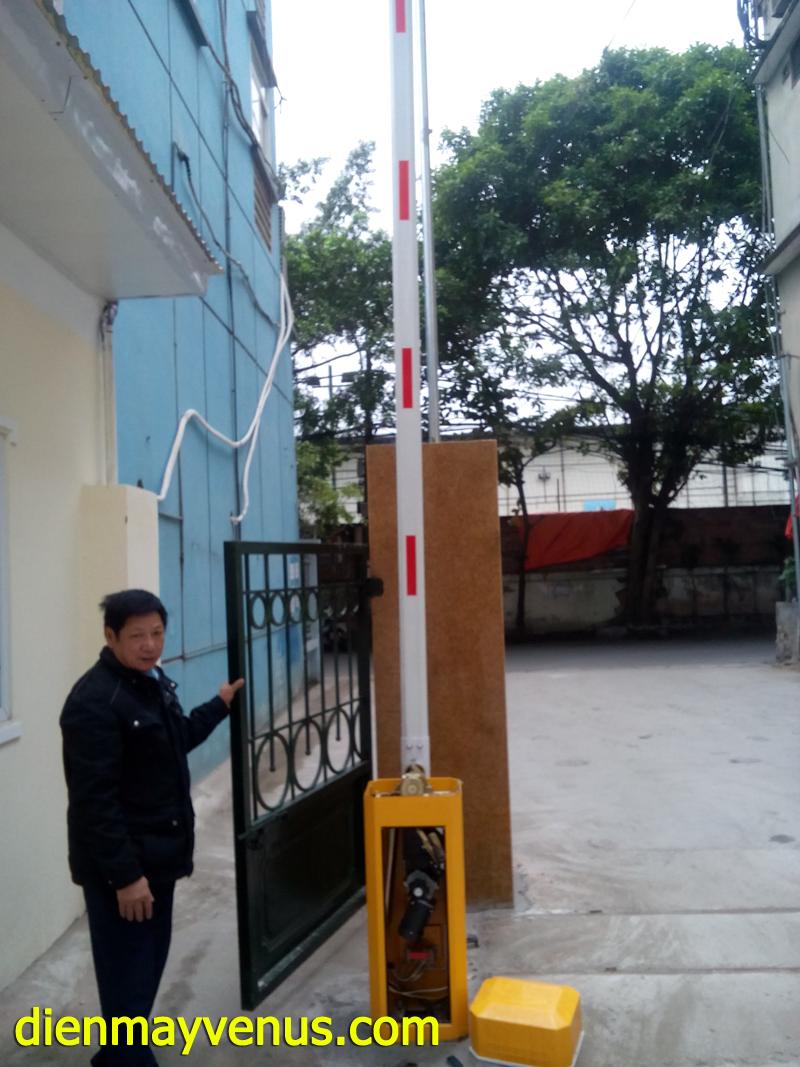 Barrier tự động Baisheng