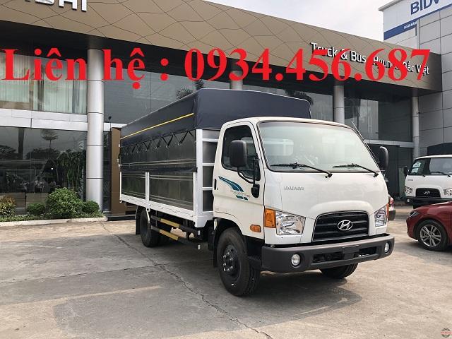 Những thắc mắc của khách hàng về động cơ Hyundai 110sp thùng bạt