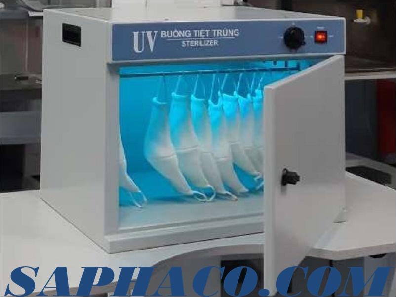 Máy tiệt trùng khử khuẩn UV