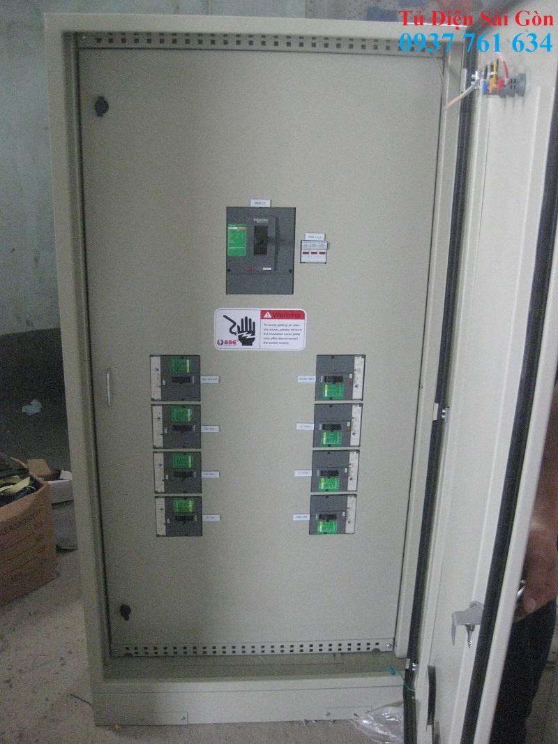 Tủ điện phân phối 200A