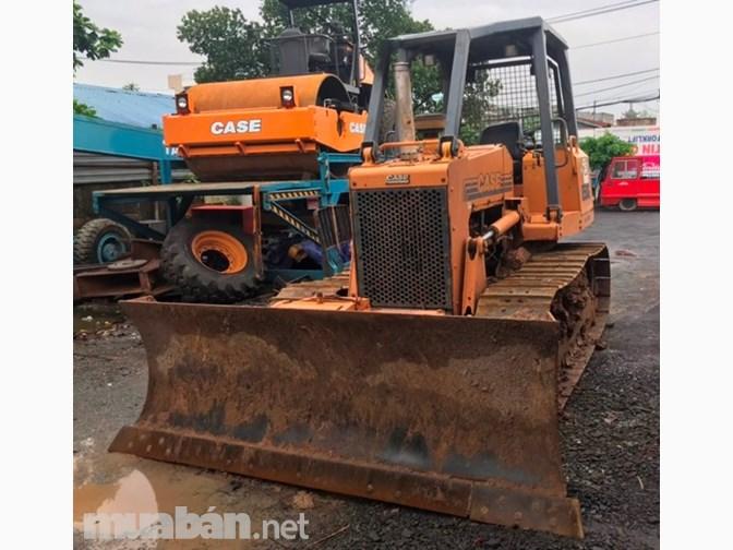 Cho thuê máy ủi, xe ủi công ty CP TB Tín Quang