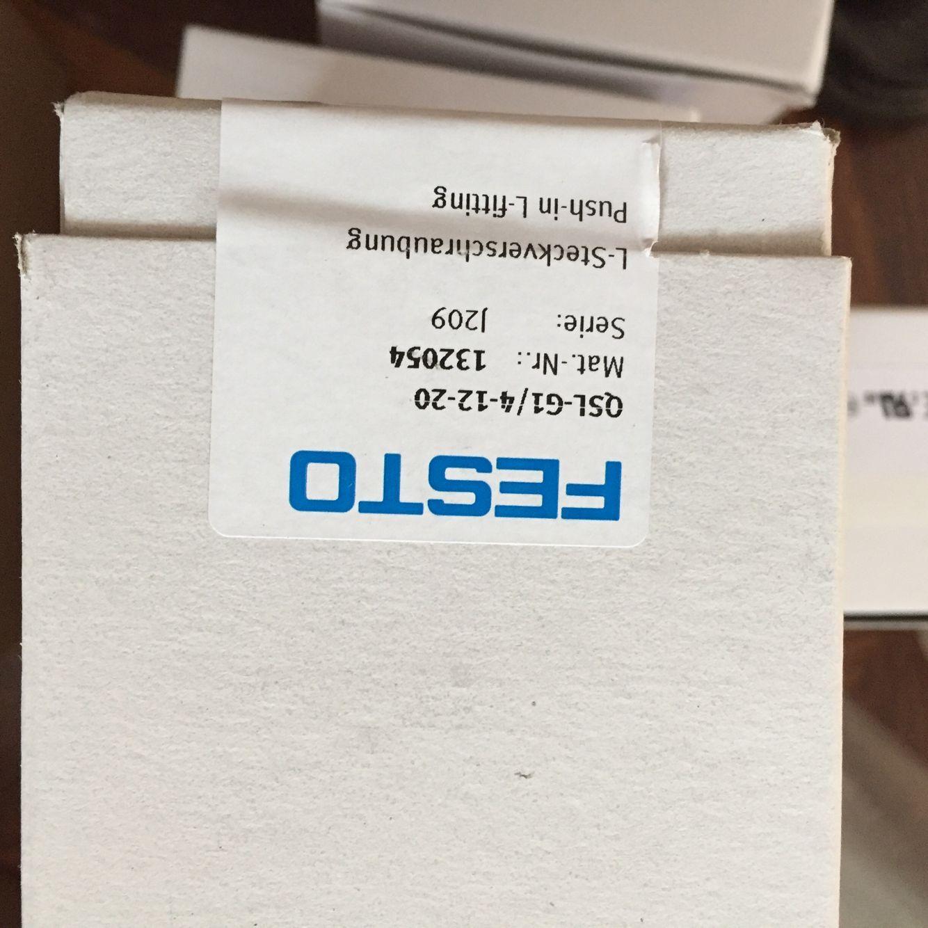 FESTO GSL-G1/4-12-20 132054