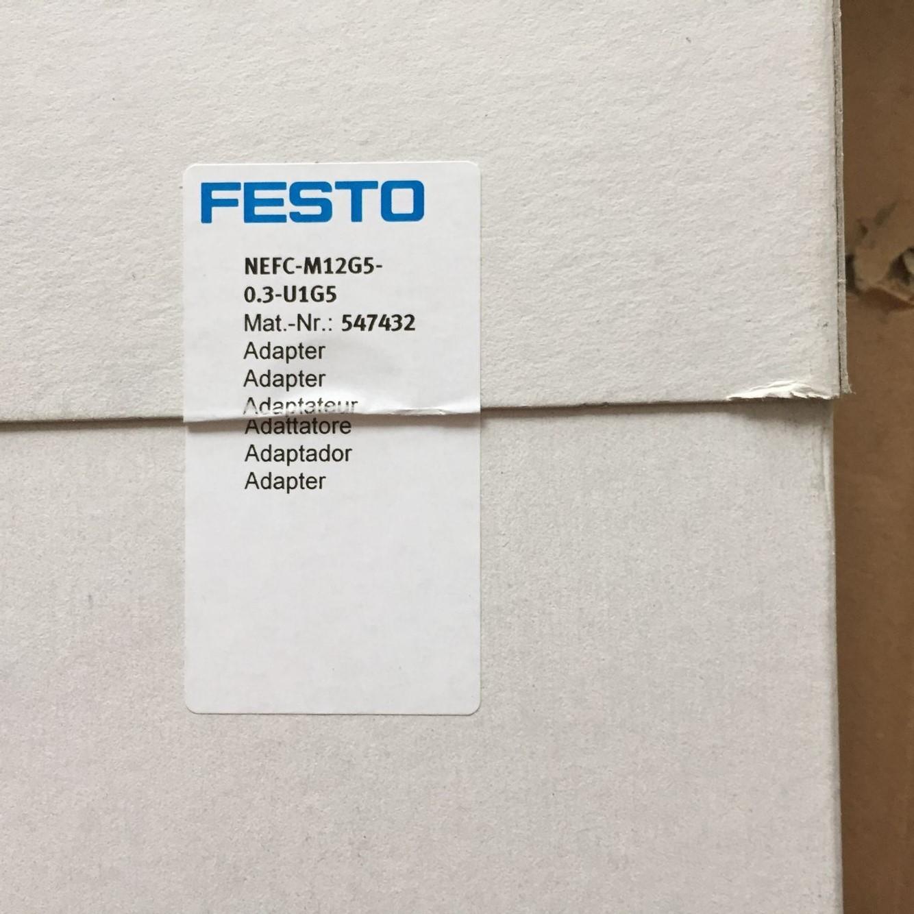 FESTO NEFC- M12G5 -0.3-U1G5 547432