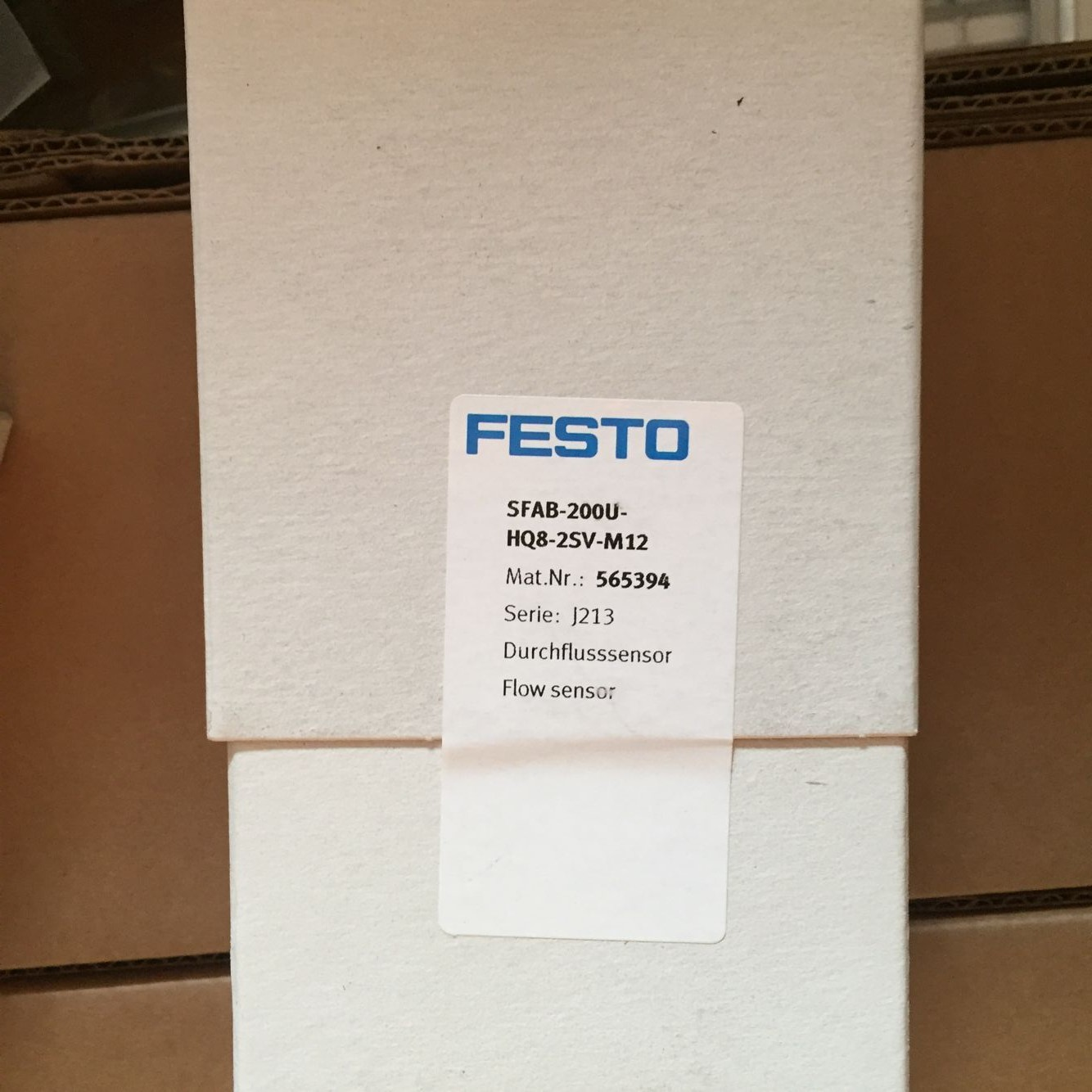 FESTO SFAB-200U-HQ8-2SV-M12 565394