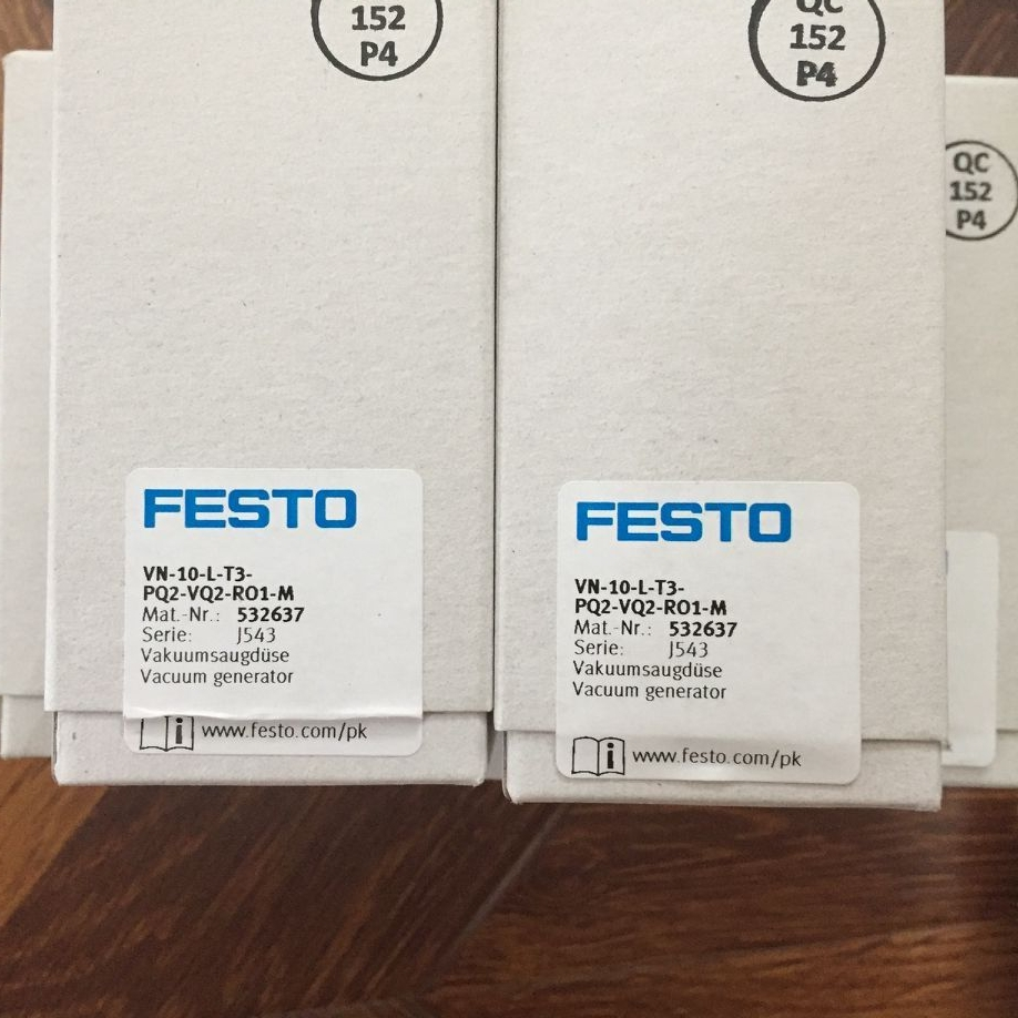 FESTO VN-10-L-T3 -PQ2-VQ2-R01-M 532637