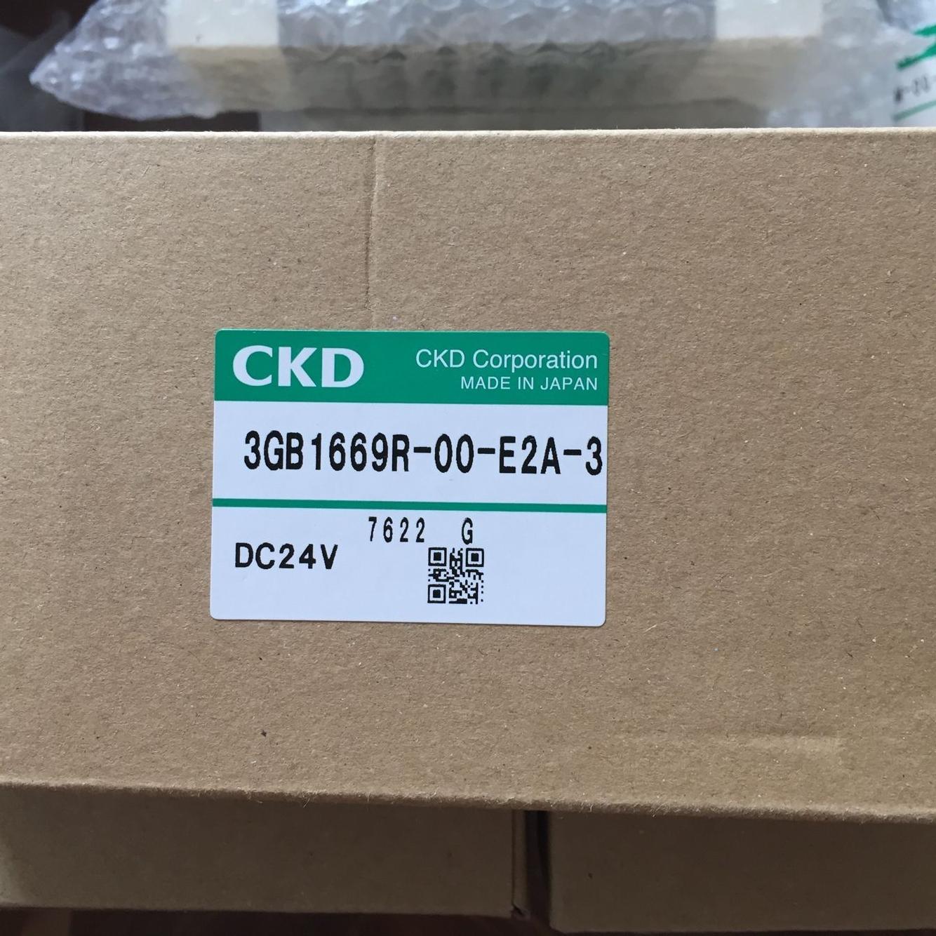 Van điện từ CKD 3GB1669R-00-E2A-3