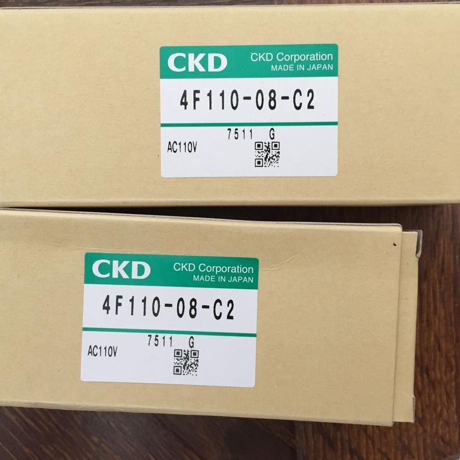 Van điện từ CKD 4F110-08-C2
