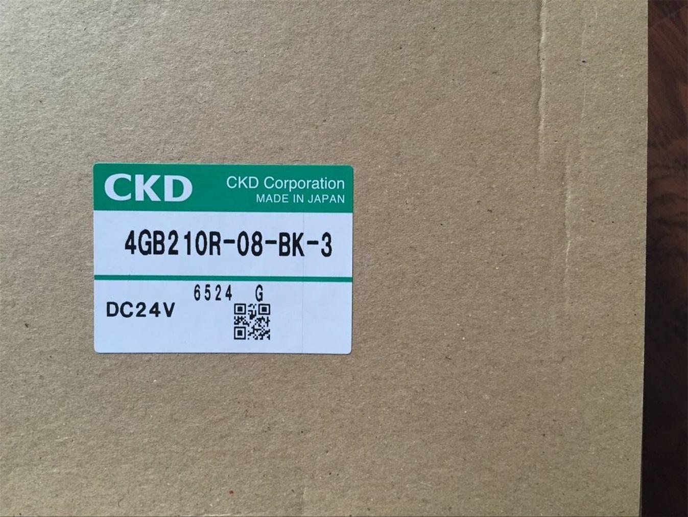 Van điện từ CKD 4GB210R-08-BK-3