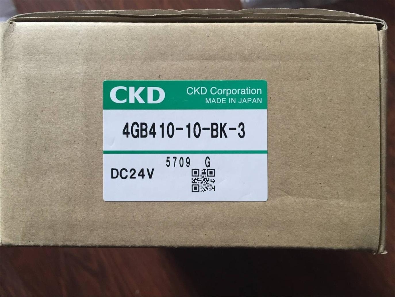 Van điện từ CKD 4GB410-10-BK-3