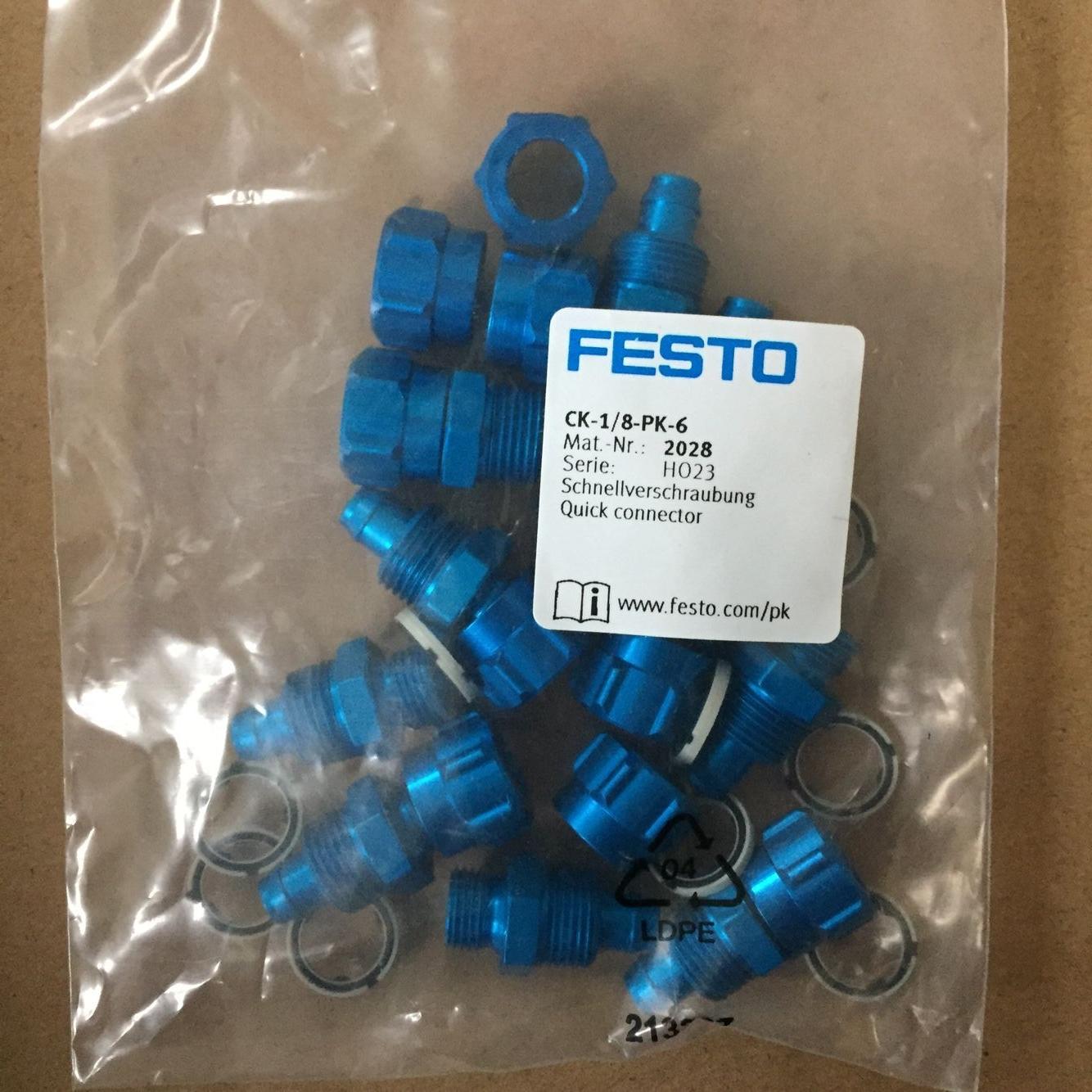 Van FESTO CK-1/8-PK-6 2028