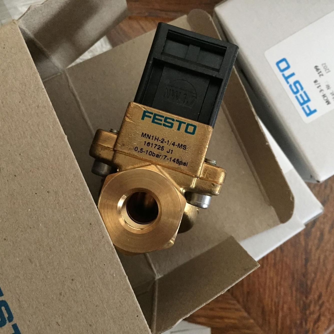 Van FESTO MN1H-2-1/4-MS 161725