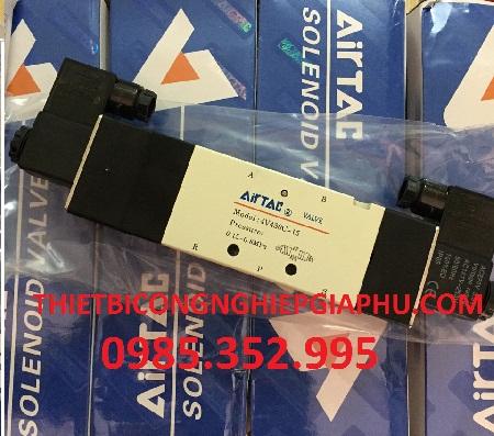 Van Điện Từ Airtac 4V430C-15 4V430E-15 4V430P-15