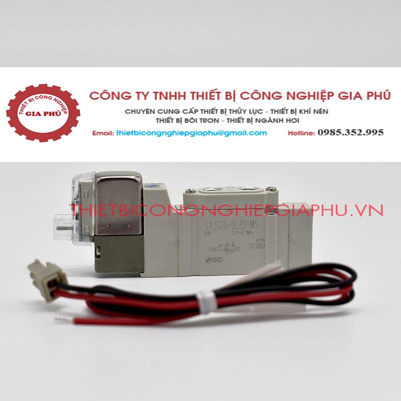 Van Điện Từ SMC-SY3120/3220/3320/-4/5LZD /LZ /LD-M5/C4/C6