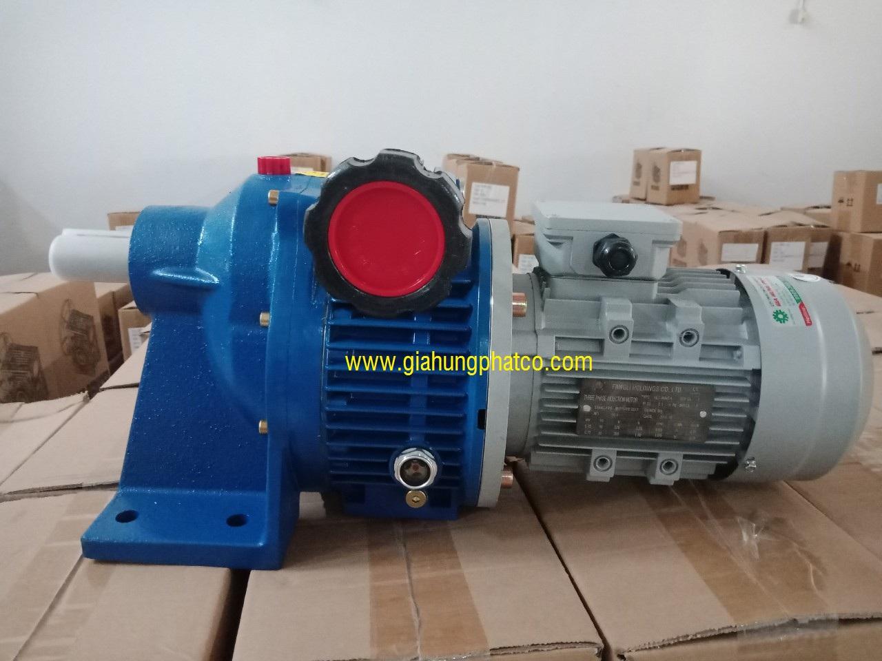 Động cơ điều tốc cơ UDL1.5