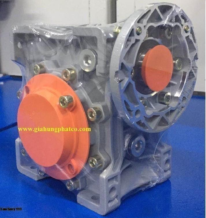RV gearmotor: motor giảm tốc NMRV