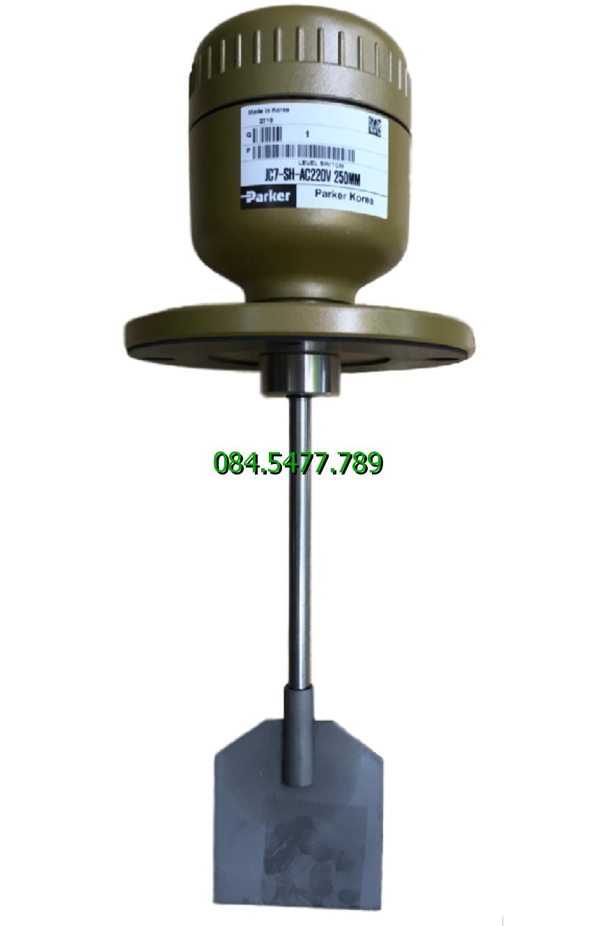 Bộ cảm biến báo mức JC7-SH-AC220V 200MM