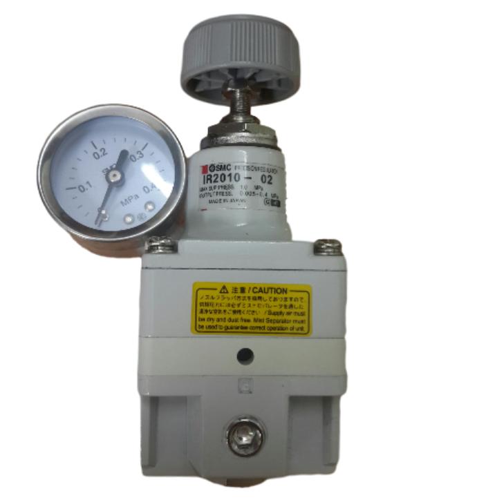 Bộ điều áp IR2010-02 BG (0,1-4kg)  ( SMC)