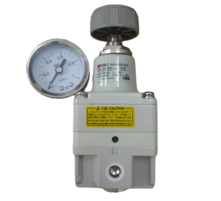 Bộ điều áp IR2020-02BG (0,1-8kg)