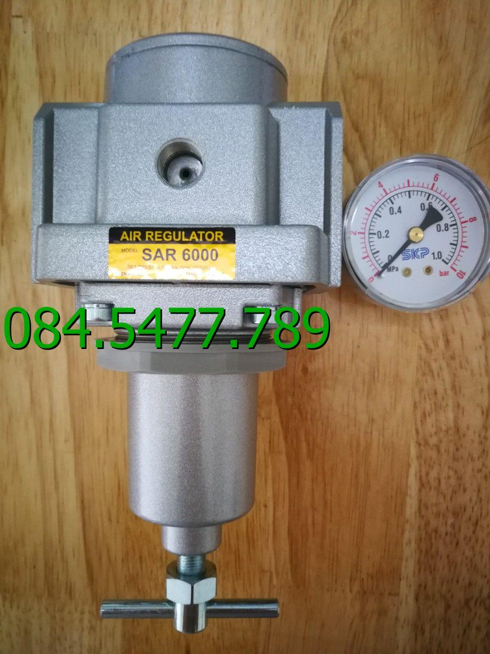 Bộ điều chỉnh áp suất khí nén SAR6000T-06BG