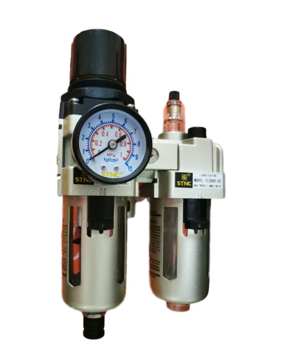 Bộ lọc đôi TC3010-03 . ren 3/8=17mm ( STNC )