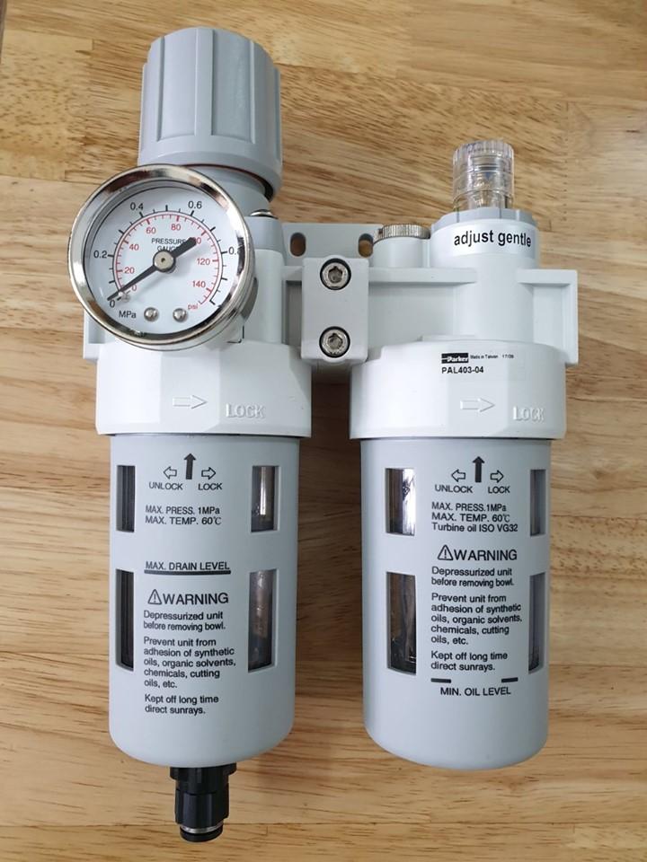 Bộ lọc khí     PCA403-04-D-C