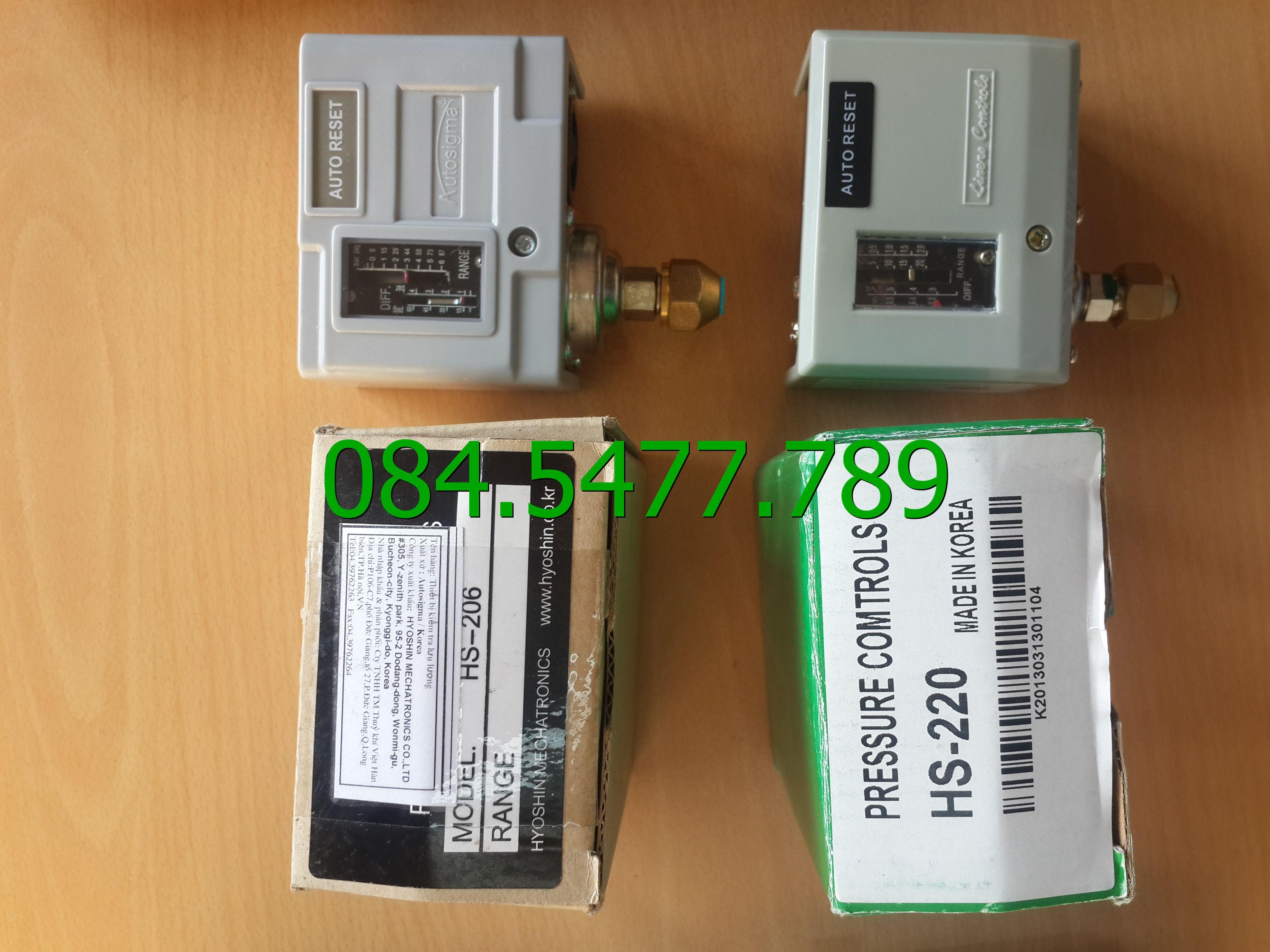 Thiết bị kiểm tra áp suất HS220(5-20)