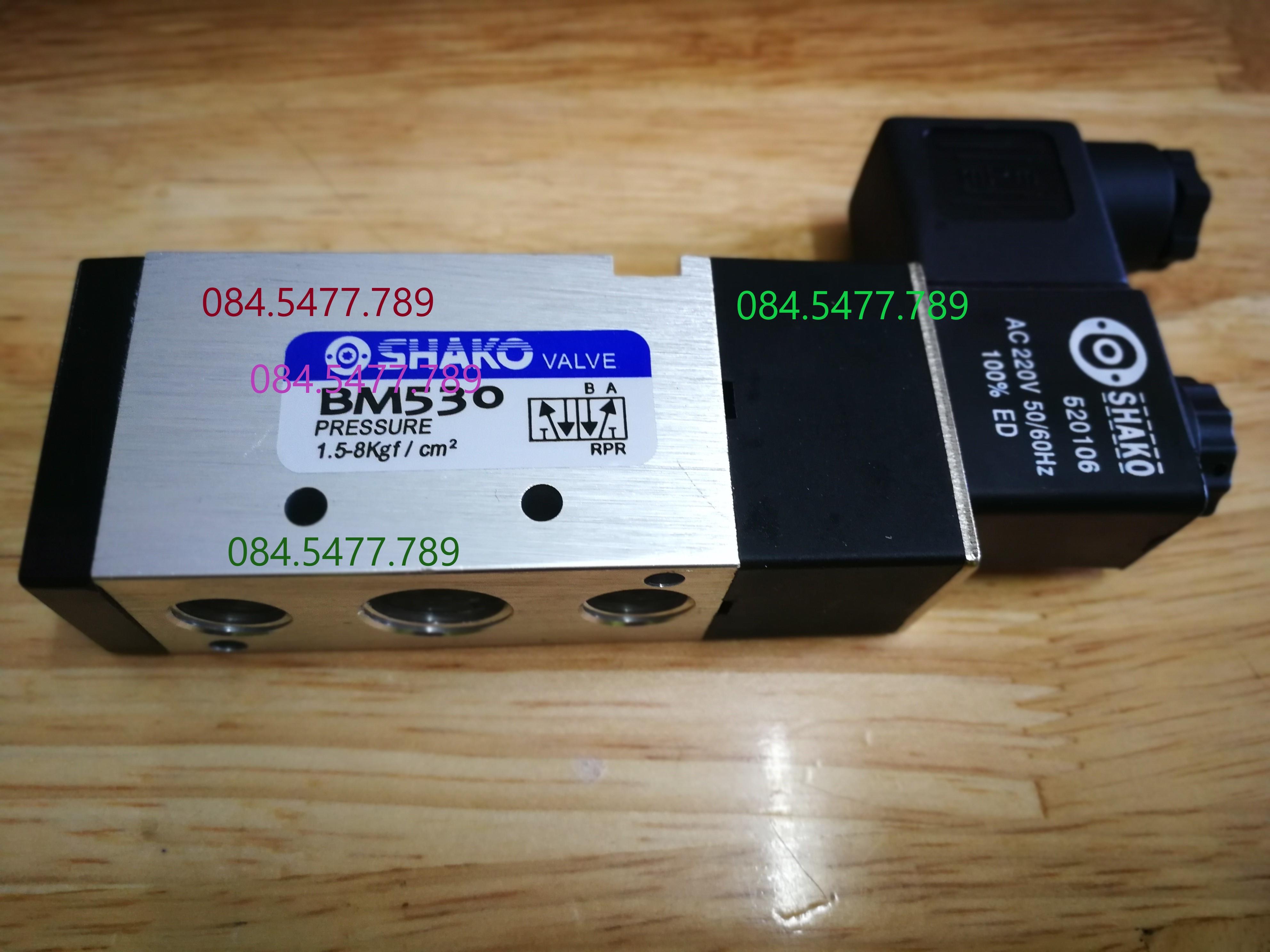 Van BM530-24V (3/8'')(Shako)