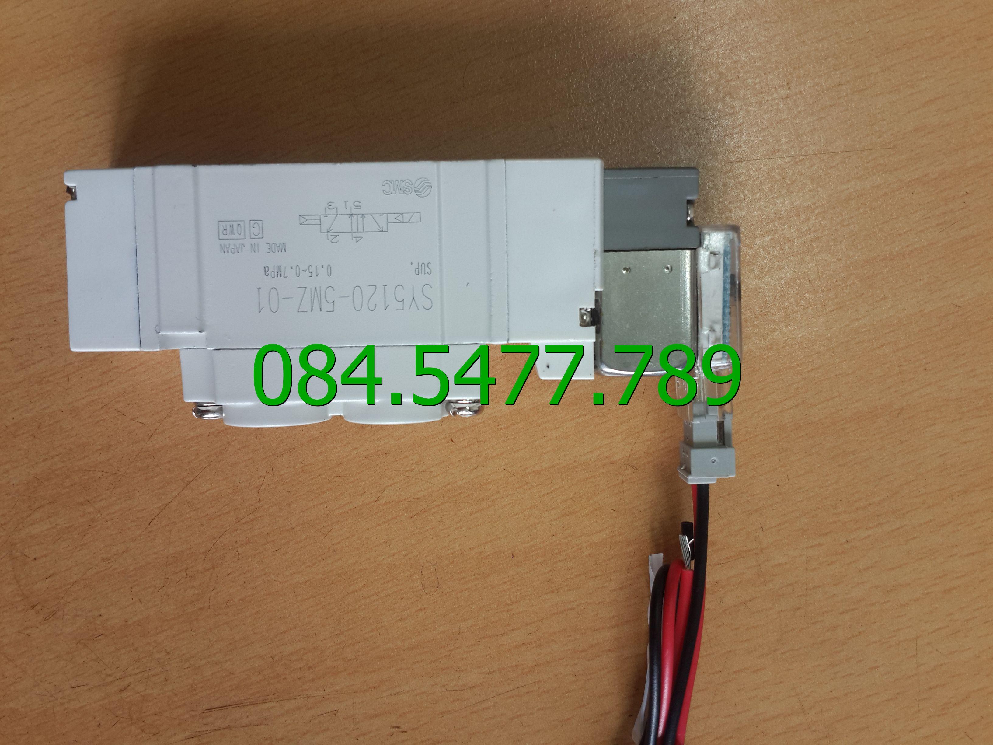 Van điện SY5120-5MZ-01(24V)(SMC)