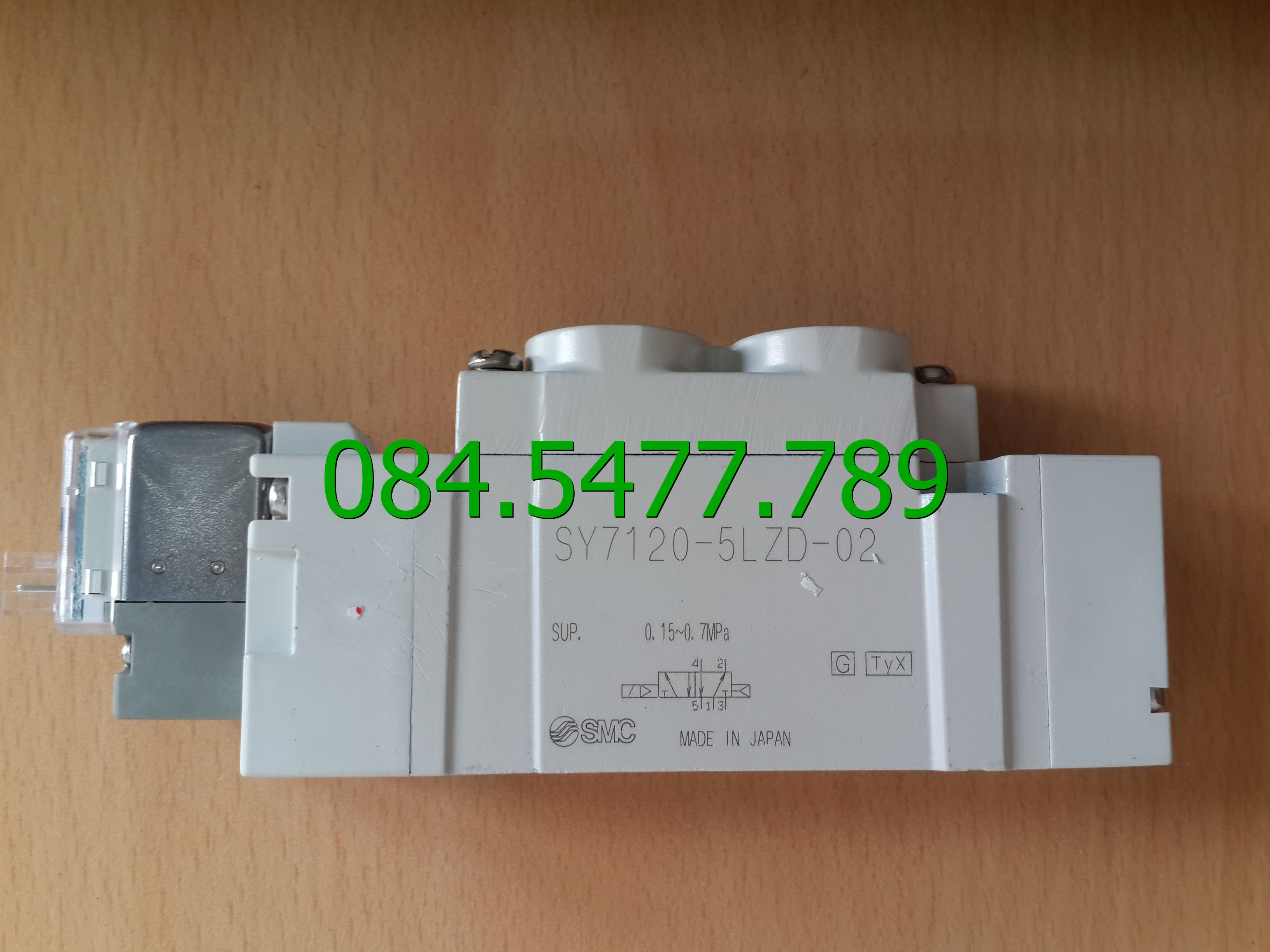 Van điện SY7120-4LZD-02