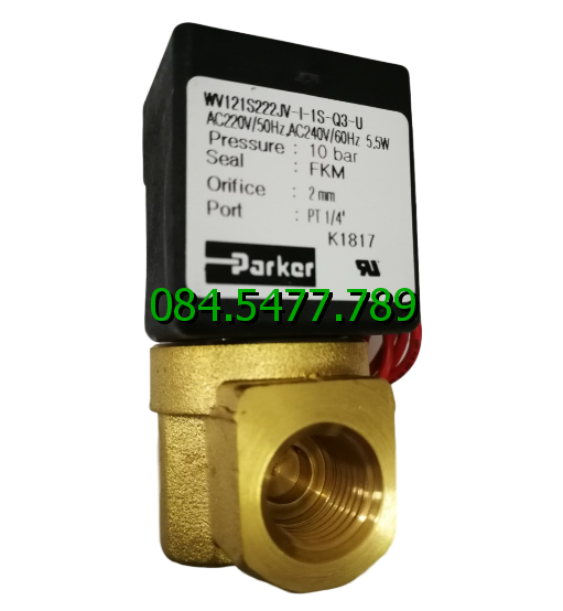Van khí nén WV121S222JV-I-1S-Q3-V 220VAC/50HZ (1/4