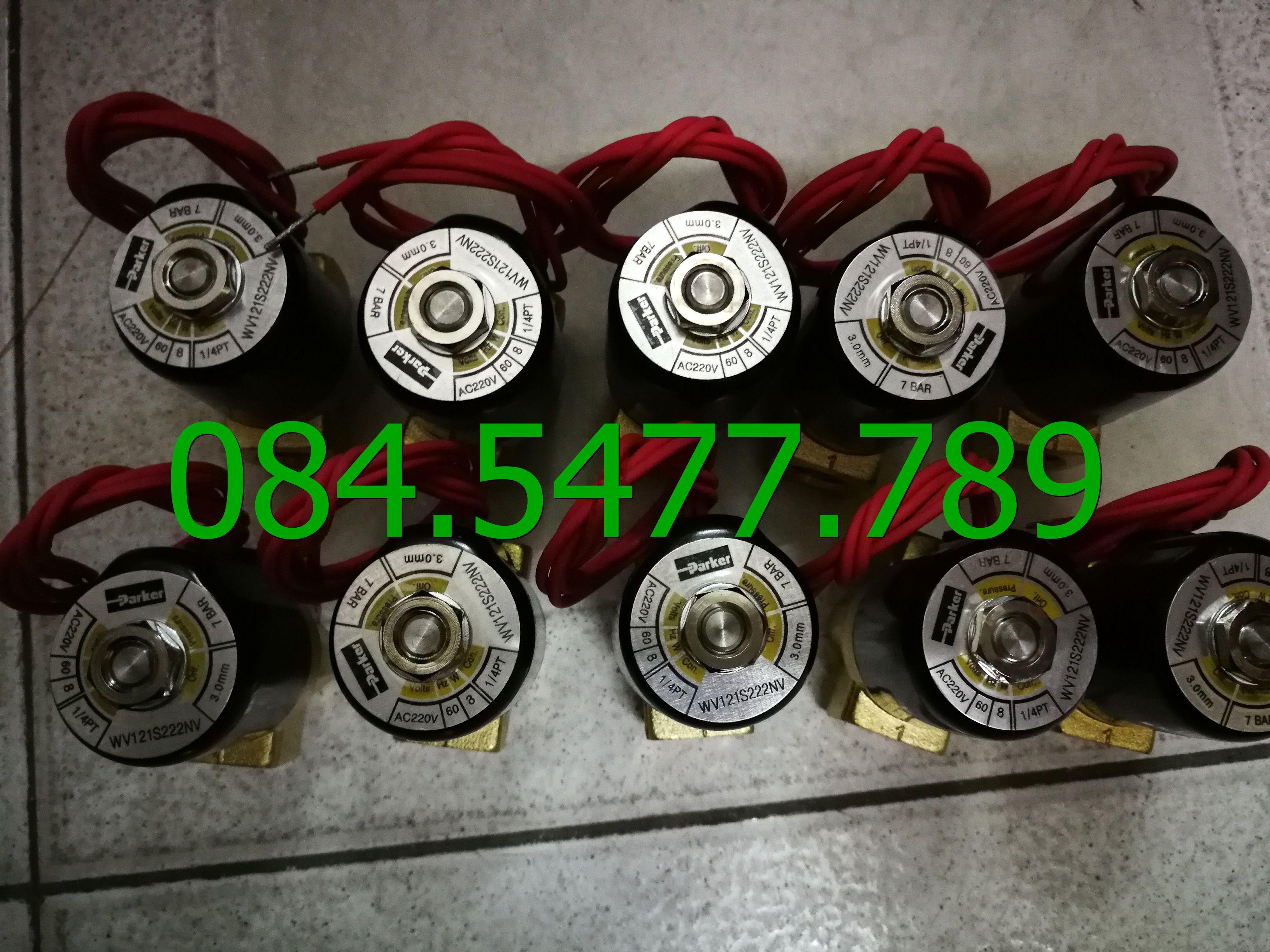 Van khí nén WV121S222NV-H-WS-C2 (1/4
