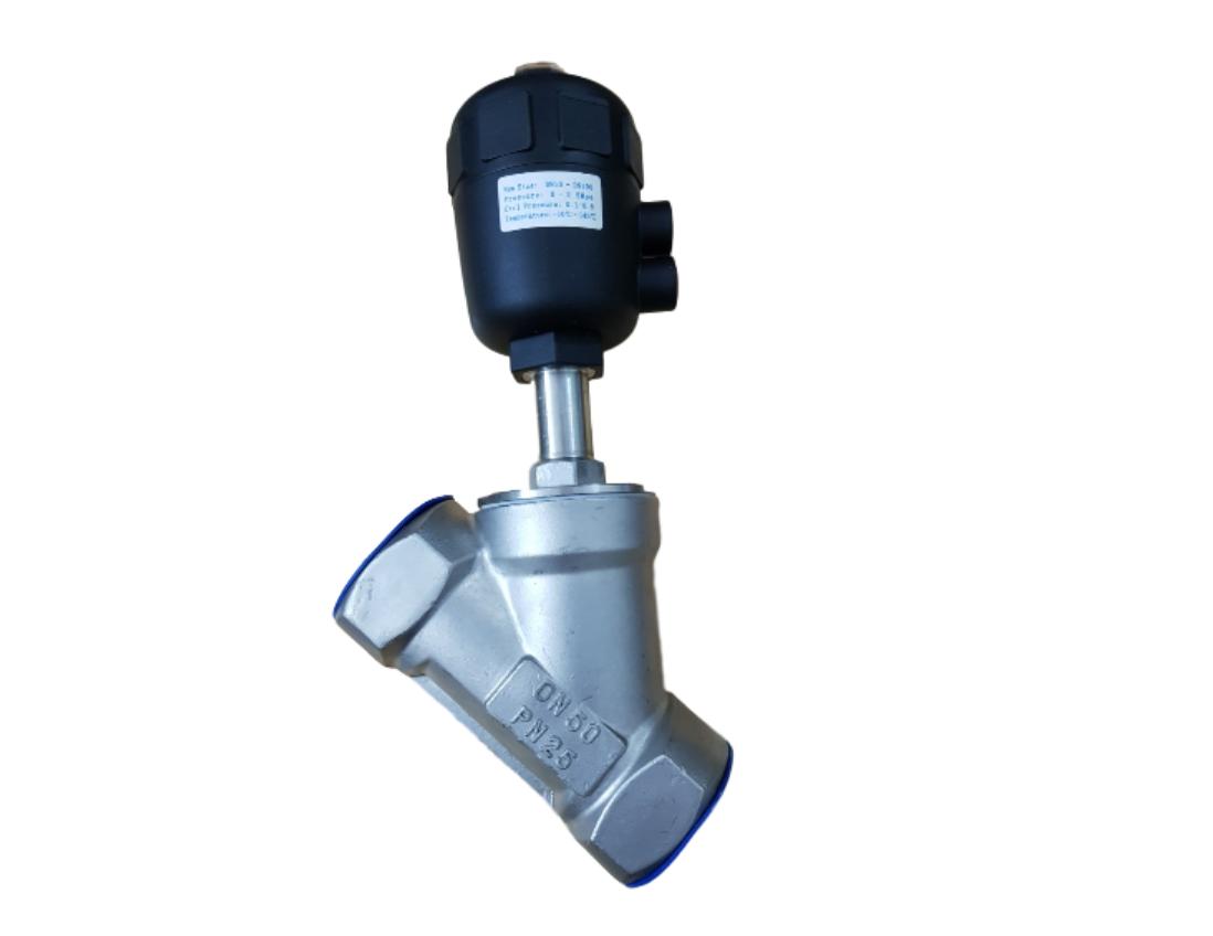 Van Y  nhựa DN40 (1-1/2'') ( van xiên)