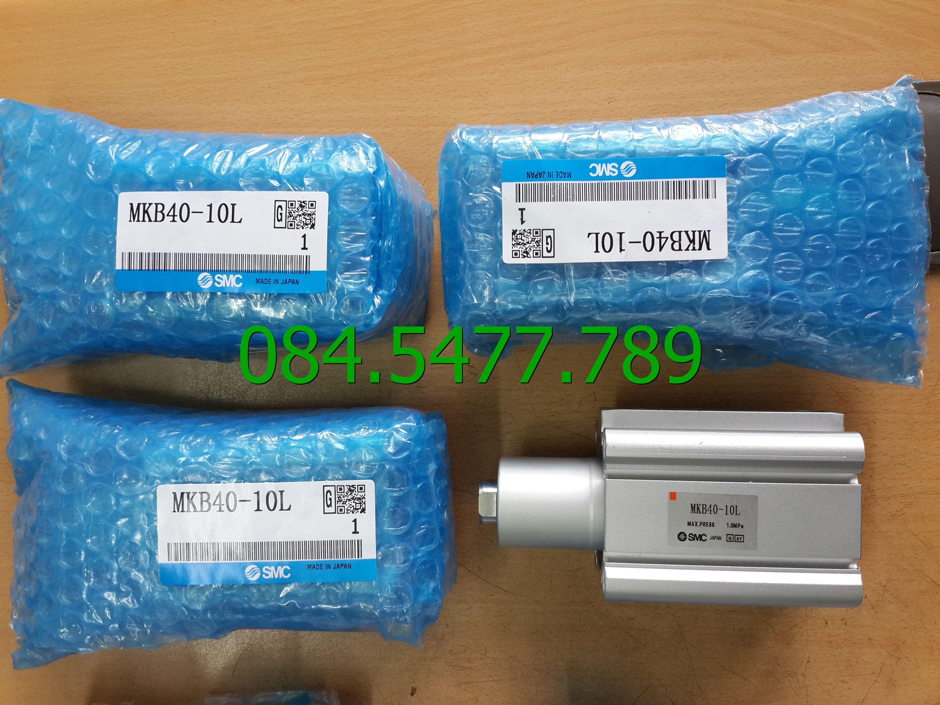 Xi lanh khí MKB16x10R