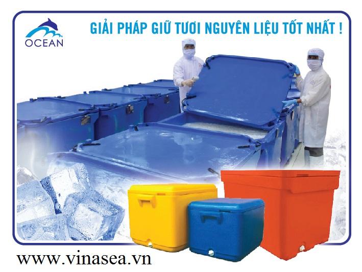 Thùng nhựa cách nhiệt Malaysia - Twinfish