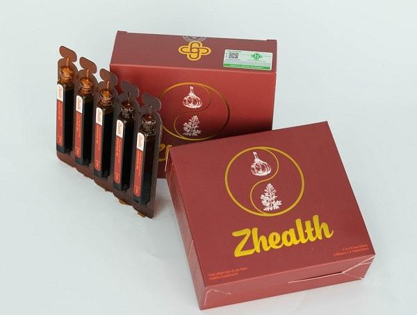 Zhealth tăng sức đề kháng đường hô hấp