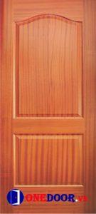 Cửa gỗ công nghiệp HDF Veneer  OD.2-xoan đào