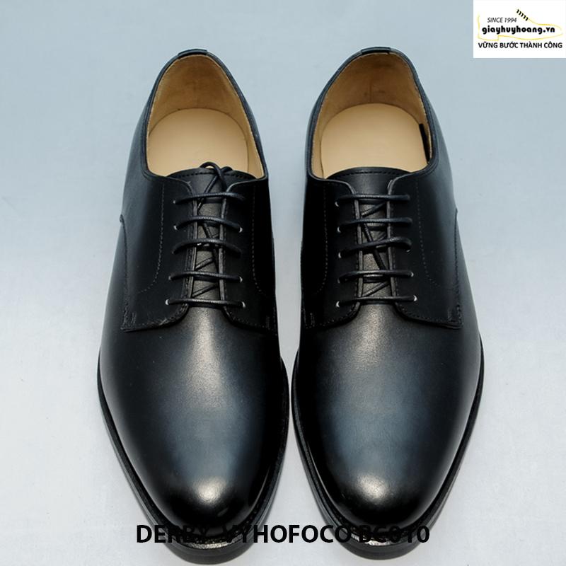 Giày nam thủ công da bò Derby Vyhofoco BC010