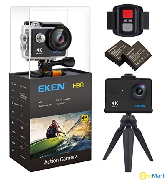 Camera Hành Trình Eken H9R 4K Ultra HD Wifi