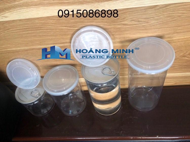 Công ty sản xuất HŨ NHỰA VIỀN MÍ đựng thực phẩm - Nhựa Hoàng Minh