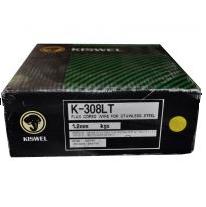 Nơi bán dây hàn inox lõi thuốc K-308LT Kiswel nhập khẩu
