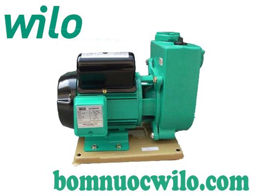 Cung Cấp Máy bơm cấp nước lưu lượng lớn tự mồi WiLo PU-1500G