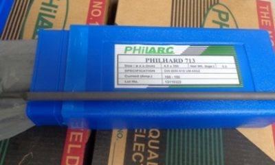 Que hàn chống mài mòn Philhard 713 - Chống mòn tốt nhất