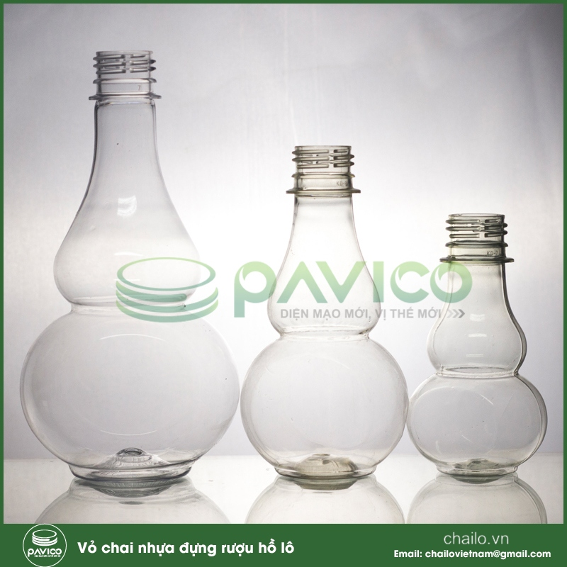 Chi phí sản xuất vỏ chai nhựa là bao nhiêu