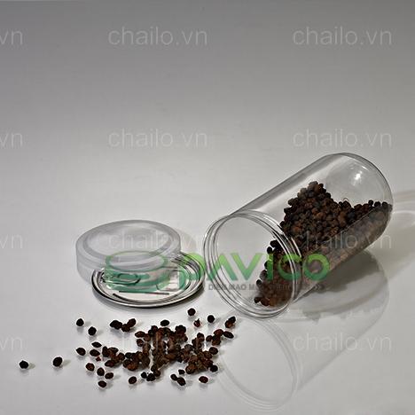 Sử dụng bao bì sản phẩm hũ nhựa cho sản xuất thực phẩm