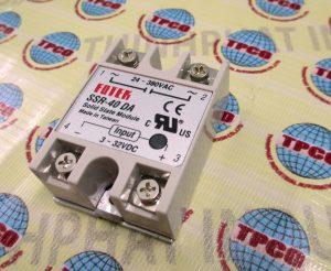 relay bán dẫn SSR-40DA