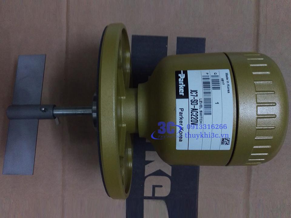 Bộ báo mức dạng xoay Parker JB-SD-AC220V