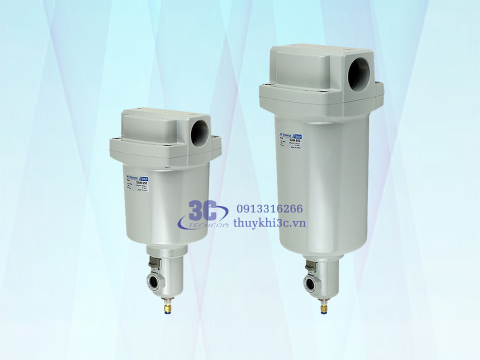 Bộ lọc tinh khí nén SKP SAM Series